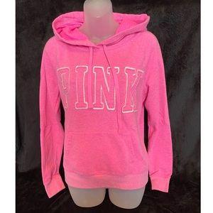VS PINK Pullover Hoodie Medium